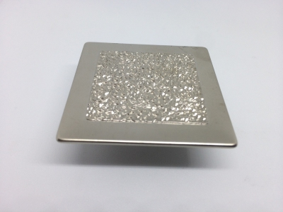 Ручка-скоба 32мм, отделка никель матовый 8.1046.0032.30