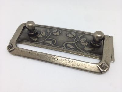 Ручка-скоба 64мм серебро состаренное M1178000SFE