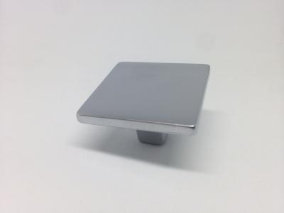 Ручка-кнопка, отделка хром матовый 10.817.C45
