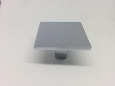 Ручка-кнопка, отделка хром матовый 49440.07