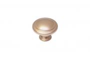 WPO.2025Y.30.M00H3 Ручка-кнопка, отделка золото розовое матовое