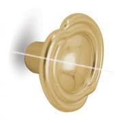 Ручка-кнопка D31мм золото 2044.15
