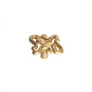 """Ручка-кнопка, отделка золото матовое """"Милан"""" WPO.721Y.000.M00R8"""