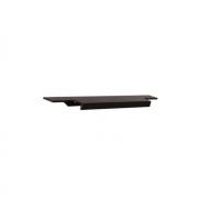 Ручка врезная 296мм, отделка бронза темная 408020296-94.1