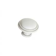Ручка-кнопка, отделка серебро винтаж + керамика P88.Y00.00.MT4G