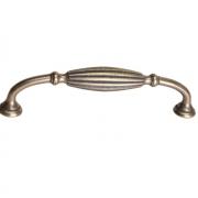 Ручка-скоба 128мм, отделка бронза английская HN-M-3255-128-E