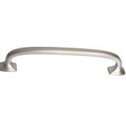 Ручка-скоба 160мм, отделка сталь шлифованная S536460160-66