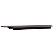 Ручка врезная 496мм, отделка бронза темная 408020496-94.1
