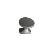 Ручка-кнопка, отделка железо античное S536460034-22