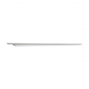 Ручка врезная 795мм, отделка алюминий анодированный 408020795-05.1