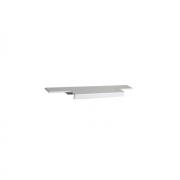 Ручка врезная 295мм, отделка алюминий анодированный 408020295-05.1