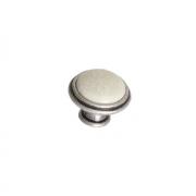 Ручка-кпопка, отделка старое серебро с блеском + керамика P88.Y01.G4.ME8G