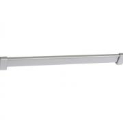 Ручка-скоба 288мм, отделка хром матовый лакированный 8.1067.0288.42-42