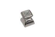 24124Z02700.32 Ручка-кнопка, отделка никель глянец