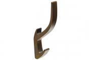 2432/ZN79 Крючок, отделка бронза