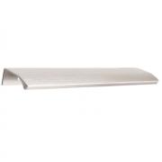 Ручка-скоба L.200мм, отделка сталь шлифованная 419720200-66.1