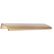 Ручка-скоба L.200мм, отделка золото шлифованное 419720200-31.1
