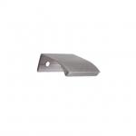 Ручка-кнопка L.40мм, отделка антрацит шлифованный 419720040-91.1