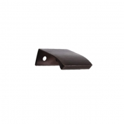 Ручка-кнопка L.40мм, отделка бронза темная 419720040-94