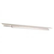 Ручка накладная 396мм(140/140), отделка сталь шлифованная 4266203955-66
