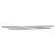 Профиль-ручка 800мм алюминий полированный 26.800.AS