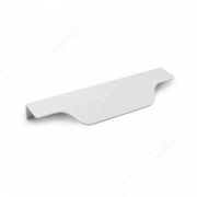 27.200.7F Профиль-ручка 200мм крепление саморезами алюминий матовый