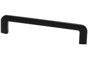 M2722.128.MB Ручка-скоба 128мм, отделка черный матовый