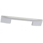 Ручка-скоба 128/96мм, отделка серая a323.V0624