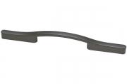 M2769.192160.MBN Ручка-скоба 160/192мм, отделка графит