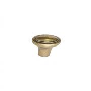 Ручка-кнопка, отделка бронза глянец M302.K.SAB