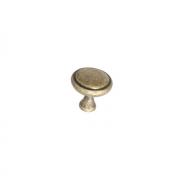 Ручка-кнопка, отделка бронза матовая M318.K.BAB
