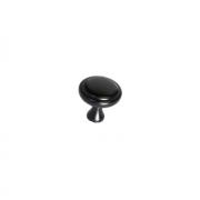 Ручка-кнопка, отделка черный матовый M318.K.BLACK