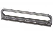 Ручка-скоба 128мм, отделка графит 2Z277.BCE128PG