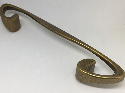 CLASS Ручка-скоба 128мм бронза состаренная CLS.128.OL