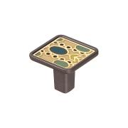 KA3-000JW42-GF Ручка-кнопка,графит, JEWEL