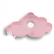 3018.0066.021.189 Ручка кнопка детская, облако розовое