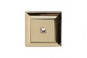 SY3040 0050 GL Ответная часть для ручки 3200, отделка золото глянец