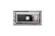 SY3041 0070 PN Ответная часть для ручки 3190, отделка никель полированный