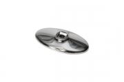 SY3050 0056 PN Ответная часть для ручки 3300, отделка никель глянец