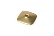 SY3052 0040 BSV Ответная часть для ручки 3310, отделка золото матовое