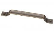 8.1155.0160.0828 Ручка-скоба 160мм, отделка бронза античная темная