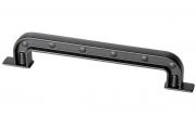 15165Z16000.05 Ручка-скоба 160мм, отделка черный матовый