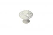 24401Z03000.52 Ручка-кнопка, отделка серебро винтаж