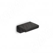 313D.52 Ручка-кнопка 16мм черный матовый