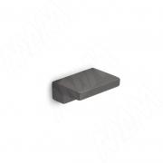 313D.75 Ручка-кнопка 16мм графит