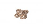 WPO.791Y.000.M00H3 Ручка-кнопка, отделка золото розовое матовое