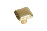 SY3310 0008 BSV Ручка-кнопка, отделка золото матовое