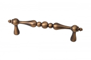 M331.96.COF Ручка-скоба 96мм, отделка кофе