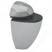 SU35ACR ПЕЛИКАН Менсолодержатель для деревянных и стеклянных полок 4 - 20 мм, хром