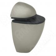 SU35ANSAT ПЕЛИКАН Менсолодержатель для деревянных и стеклянных полок 4 - 20 мм, никель матовый